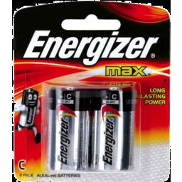 Photo of Energizer Max C E93 2pk
