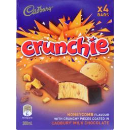 Photo of Cad Crunchie Bars 4pk