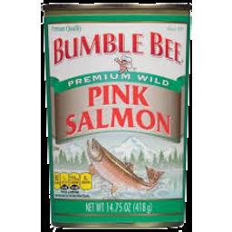 Photo of Wild Pink Salmon