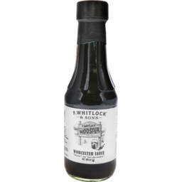 Photo of F.Whitlocks & Sons Worcester Sauce 400ml