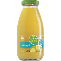 Photo of Spring Valley Pineapple Juice Bt 250ml
