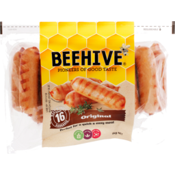 Photo of Beehive Sausages Pre-Cooked Original 1kg