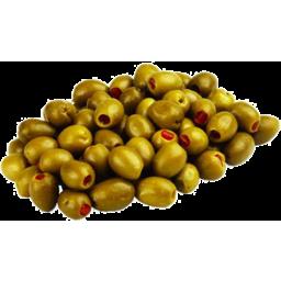 Photo of Olives Spanish Stuffed Green /Kg