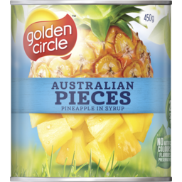 Photo of Golden Circle® Australian Pineapple Pieces In Syrup 450g