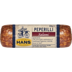 Photo of Hans Peperilli Salami 200g