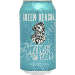 Photo of Green Beacon Brewing Co. Wayfarer Tropical Pale Al