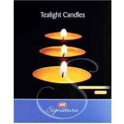 Photo of Candle Tealight 9hr Pk10