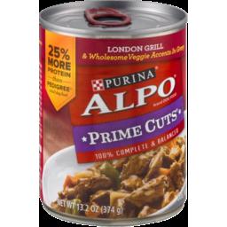 Photo of Purina Alpo Prime Cuts In Gravy Homestyle London Grill Dog Food