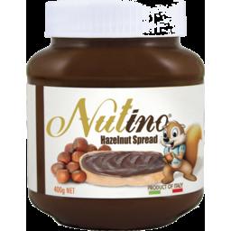 Photo of Nutino Original Hazelnut Spread 400g