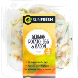 Photo of Sunfresh German Potato 300gm