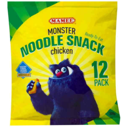 Photo of Mamee Monster Noodle Snack Chicken 12pk