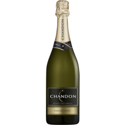 Photo of Chandon Vintage Brut Bottle