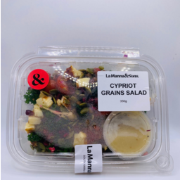 Photo of Lamanna&Sons Cypriot Grains Salad 350g