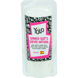 Photo of Yolo Spanish Goats Chevre 100g