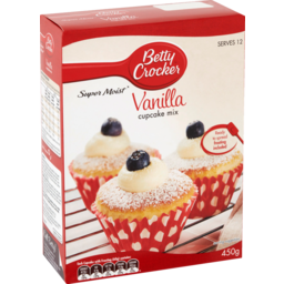 Photo of Betty Crocker Vanilla Cake Mix 450g
