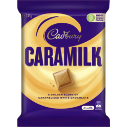 Photo of Cad Caramilk 315gm