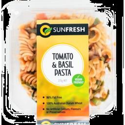 Photo of Sunfresh Tomato Basil Pasta 275g