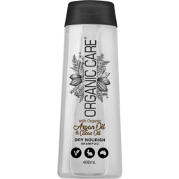 Photo of Organic Care Dry Moist Shampoo 400ml