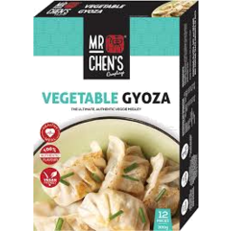 Photo of Mr Chens Gyoza Vegetable 300gm