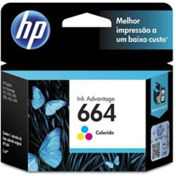 Photo of Hp Ink #664 Tricolor 2pk