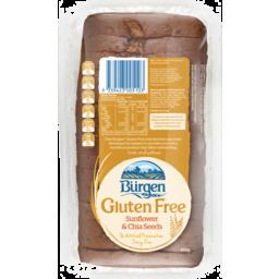 Photo of Burgen Gluten Free Sunflower Chia & Seeds Bread 650g