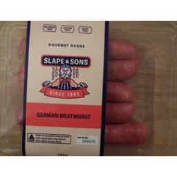 Photo of S & S German Bratwurst 480g