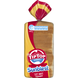 Photo of Tip Top® Sunblest Soft White Toast 700g