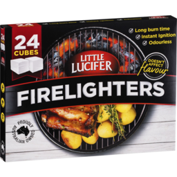 Photo of Little Lucifer Firelighters 24