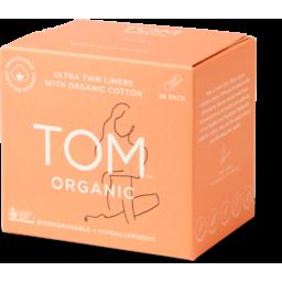 Photo of TOM ORGANIC Panty Liners - Ultra Thin