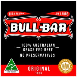 Photo of Bullbar Original Beef Jerky