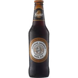 Photo of Coopers Dark Ale Bottles