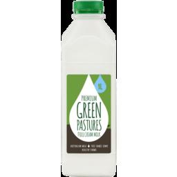 Photo of Green Pastures Full Cream Milk 1 litre