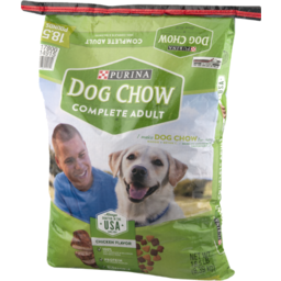Photo of Dog Chow Dry Food Complete & Balanced 8.4kg