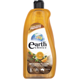 Photo of Earth Choice Wooden Floor & Surface Cleaner 750ml