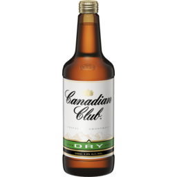 Photo of Canadian Club & Dry Bottles