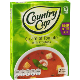 Photo of Country Cup Croutons Cream Of Tomato 50g