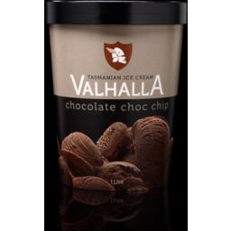 Photo of Valhalla Choc Chip 1 Litre