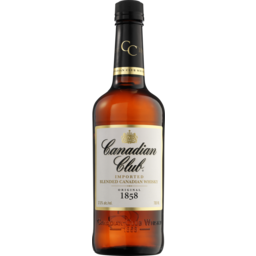 Photo of Canadian Club Whiskey