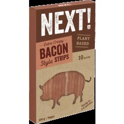 Photo of Next Extra Crispy Bacon Style Strips 10 Slices
