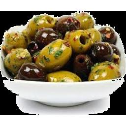 Photo of Olives Salad Mix Seedless /Kg