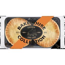 Photo of Balfours Pie Chicken & Leek 2pk 400g