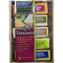 Photo of Ashgrove Cheese Taste Of Tasmania 250g