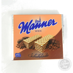 Photo of Manner Choc Wafers 75g