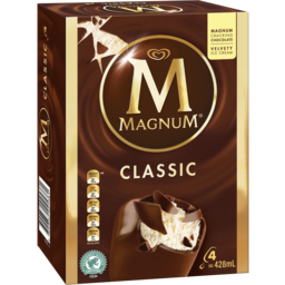Photo of Magnum Classic 4x428ml 4x428ml