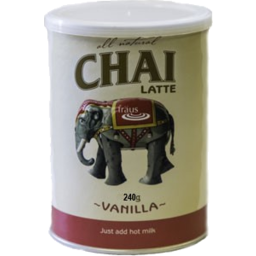 Photo of Fraus Vanilla Chai 240gm.
