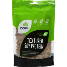 Photo of Lotus Textured Soy Protein 200g