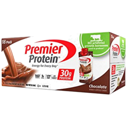 Photo of Premier Nutrition Chocolate Protein Shake