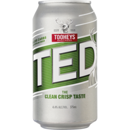 Photo of TED Cans