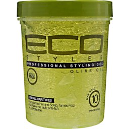 Photo of Eco Styling Gel Olive Oil