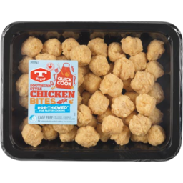 Photo of Tegel Quick Cook Southern Style Chicken Bites 300g (Previously Frozen)